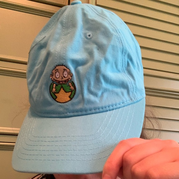 Nickelodeon Accessories - Light Blue Rugrats/ Tommy Baseball Cap